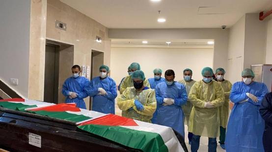 وفاتان جديدتان بكورونا في الخليل