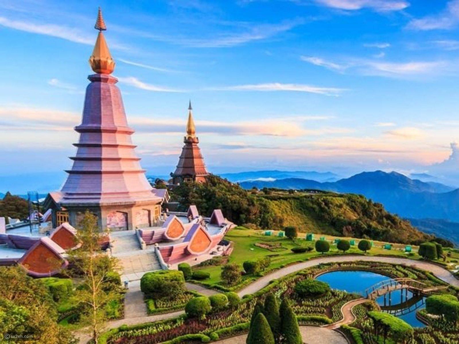 بالصور  ..  قائمة السفر وأفضل 25 مكاناً في العالم