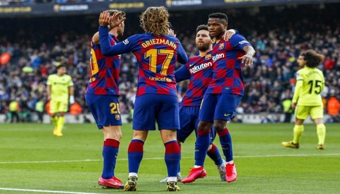 بالأرقام ..  كيف أنقذ برشلونة نفسه من جائحة كورونا؟