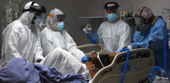239 عالما ينسفون معلومات منظمة الصحة العالمية بشأن كورونا