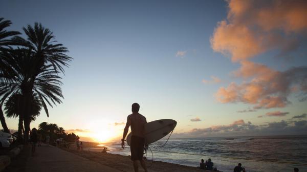 بسبب كورونا  ..  هاواي تدعو السياح إلى تجنب السفر إليها