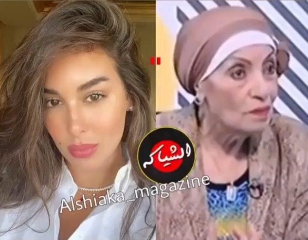 فنانة مصرية شهيرة تعلق على سيارة ياسمين صبري