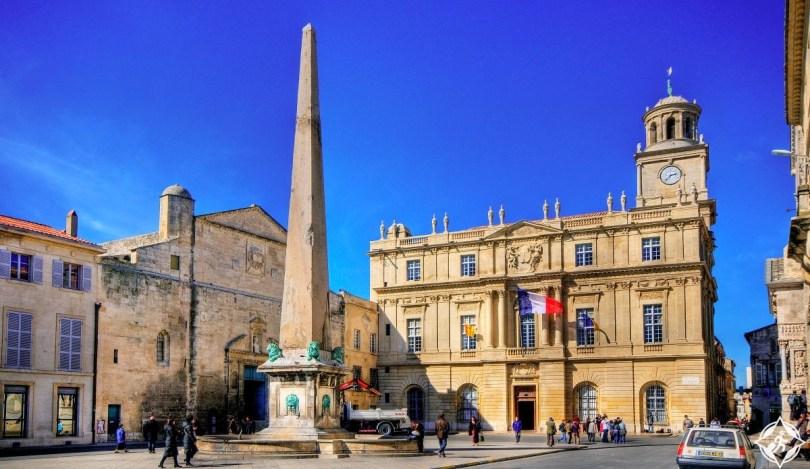 بالصور .. أفضل المعالم السياحية في مدينة آرل الفرنسية