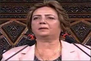 مجلس الشعب السوري يقصي رئيسته من مهامها