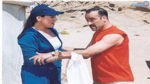 """بعد خروجها من السجن  ..  شاهد كيف أصبح شكل زوجة اللمبي في فيلم """"اللي بالي بالك"""""""