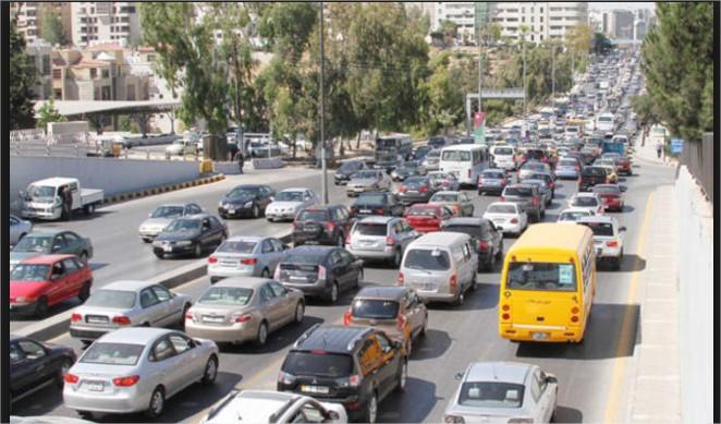 الطفيلة مدينة بلا إشارات ضوئية وتقاطعات خطرة تشهد فوضى مرورية