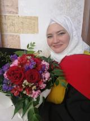 تمارا المعايطة  ..  مبارك الدكتوراه
