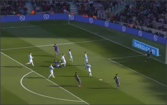 بالفيديو .. ملخص مباراة برشلونة وسيلتا فيجو