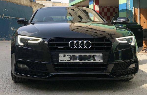 بالصور  .. Audi A5 BE Coupe للبيع