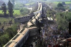 استقالة رئيس (سكك حديد) مصر بعد حادثة تصادم قطارين