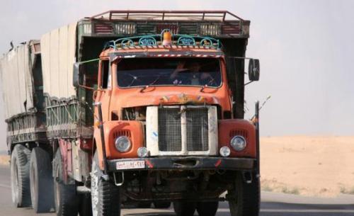 هبوط صادرات الأردن برا بنسبة 38%
