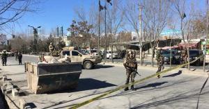 تفجير انتحاري قرب مطار كابل بعيد مغادرة نائب الرئيس الأفغاني