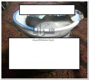 """بالصور .. عمان : بيع """"البان"""" منتهية الصلاحية  ومتعفنة في طبربور"""