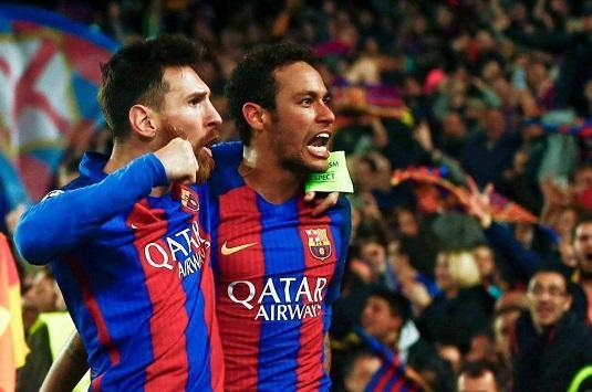 نيمار يدفع من جيبه للعودة إلى برشلونة