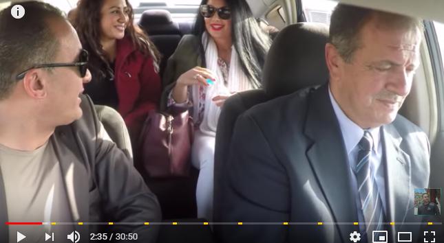 بالفيديو  .. كاميرا خفية مع الفنانة مرح جبر