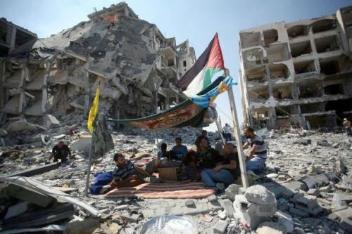 المقاولون في غزة يطالبون بتغيير آلية إعادة الإعمار