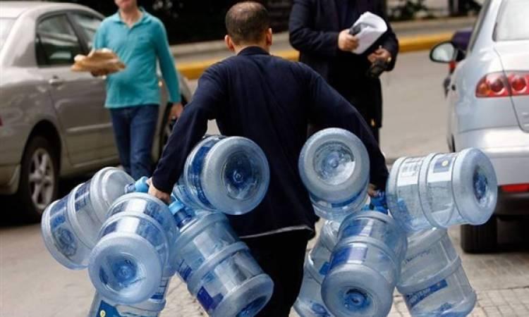 """بالرغم من شح الموارد المائية وتفاقم الازمة   ..  اللجـوء السـوري يرفـع الطلـب على المياه 40 ٪  ..  """"تفاصيل"""""""