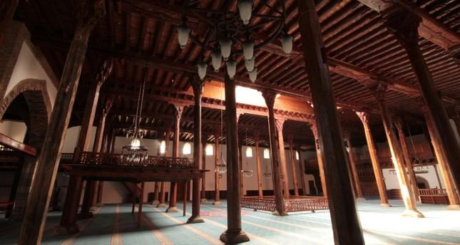 ماذا تعرف عن المساجد الخشبية؟