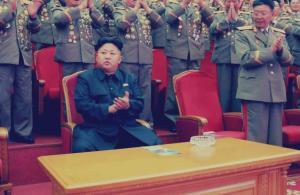 """زعيم كوريا الشمالية يعدم 10 قادة : """"شاهدوا مسلسل من إنتاج العدو"""""""