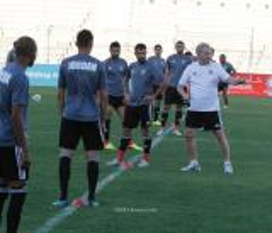 منتخب الأردن يتدرب بمشاركة الزواهرة وينتظر البواب وأبو عمارة