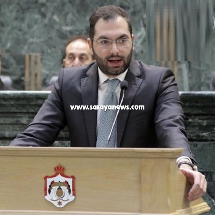 النائب قيس زيادين لسرايا : البيان الوزاري ضبابي و يخلو من برامج وارقام للاصلاح السياسي