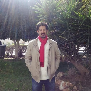 تامر العناسوه .. مبارك الدكتوراه