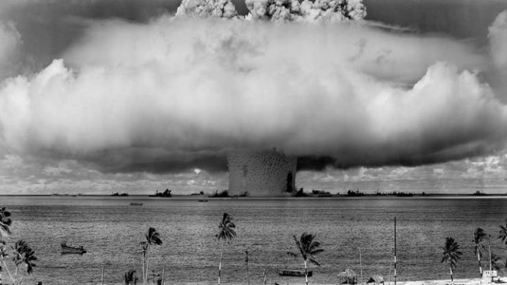 لماذا تشكّل القنابل النووية 'سحابة الفطر' الشهيرة؟