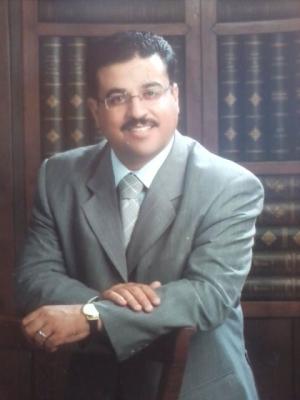 الدكتور نصار الحلالمة مبارك المنصب الجديد
