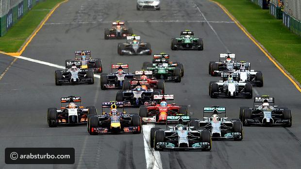 هل يلغى موسم فورمولا1 بالكامل؟