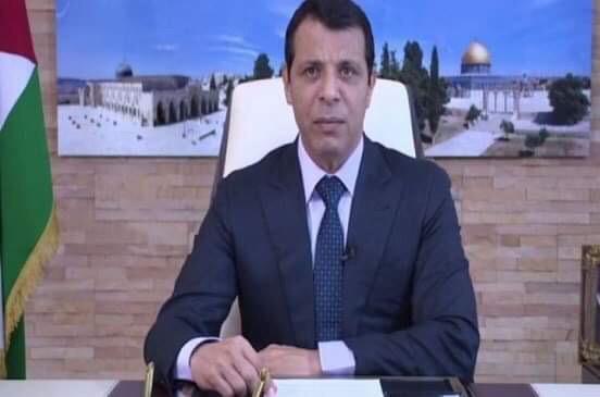 """دحلان: """"صفقة القرن"""" أخطر ما يواجه الشعب الفلسطيني ..  وعرقلة """"العمل الوطني"""" يعززها"""