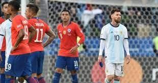 بالفيديو  ..  الأرجنتين تسقط في فخ التعادل أمام تشيلي في كوبا أمريكا