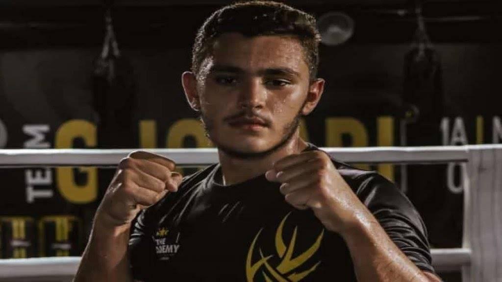 رفضاً لمنازلة لاعب صهيوني  ..  لاعب عربي ينسحب من بطولة العالم للفنون القتالية المختلطة