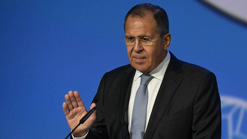 لافروف : نعمل على إعادة سوريا إلى جامعة الدول العربية