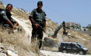 الاحتلال الاسرائيلي يهدم 4 منازل في الجفتلك