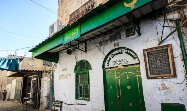 مسجد الشيخ مكي علامة تاريخية في القدس