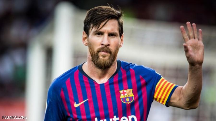 ميسي غير راض عن صفقة برشلونة الجديدة
