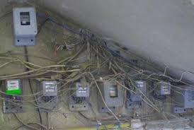 445 سرقة كهرباء منذ مطلع العام