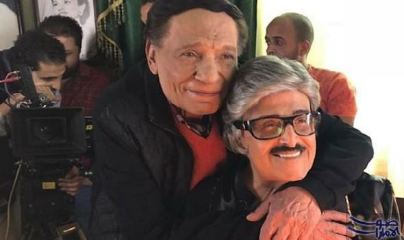 عمل مشترك يجمع عادل إمام وسمير غانم ..  بعد غياب 33 عاما