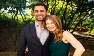 بالفيديو : ابن مهاجر مصري يتزوج ابنة أميركي ثالث أغنى رجل بالعالم