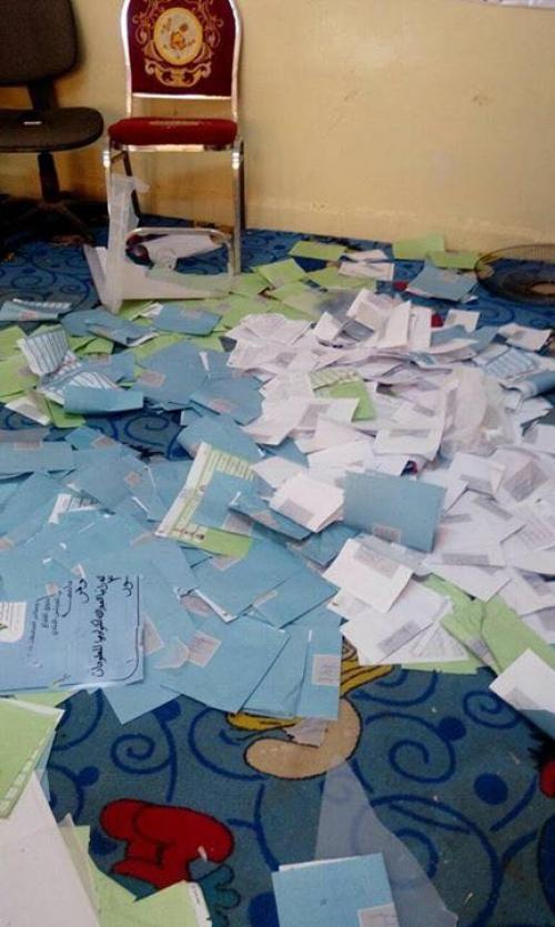 """""""المستقلة للانتخاب"""" تلغي الانتخابات في الموقر"""