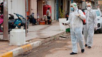 إصابة أول مسؤول عراقي بفيروس كورونا