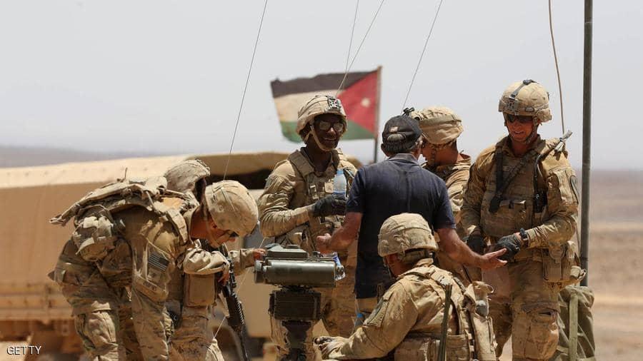(8) آلاف عسكري من (29) دولة يشاركون بعمليات الاسد المتأهب