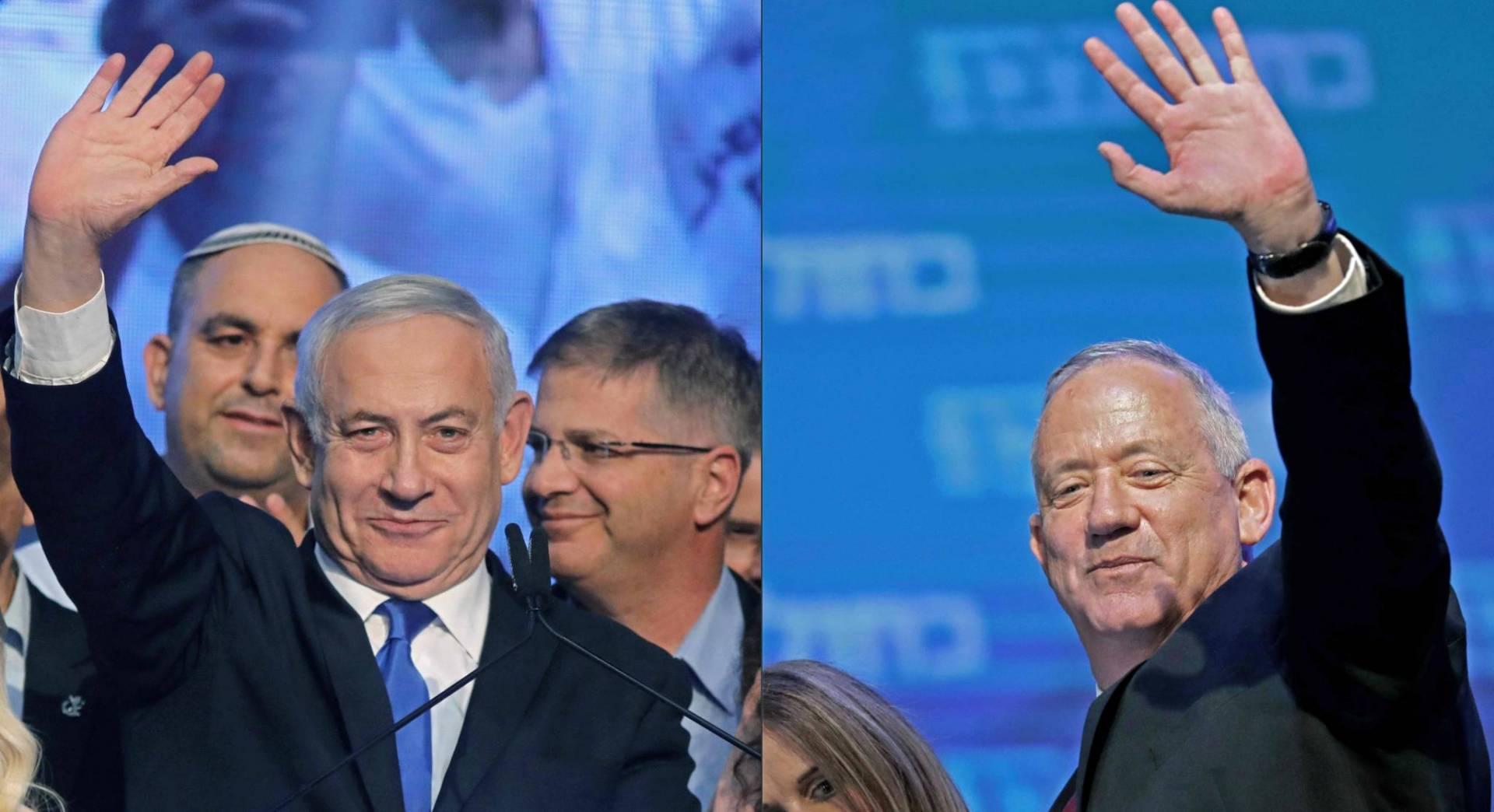 غانتس يرد على نتنياهو: سأشكّل حكومة وحدة وطنية  برئاستي