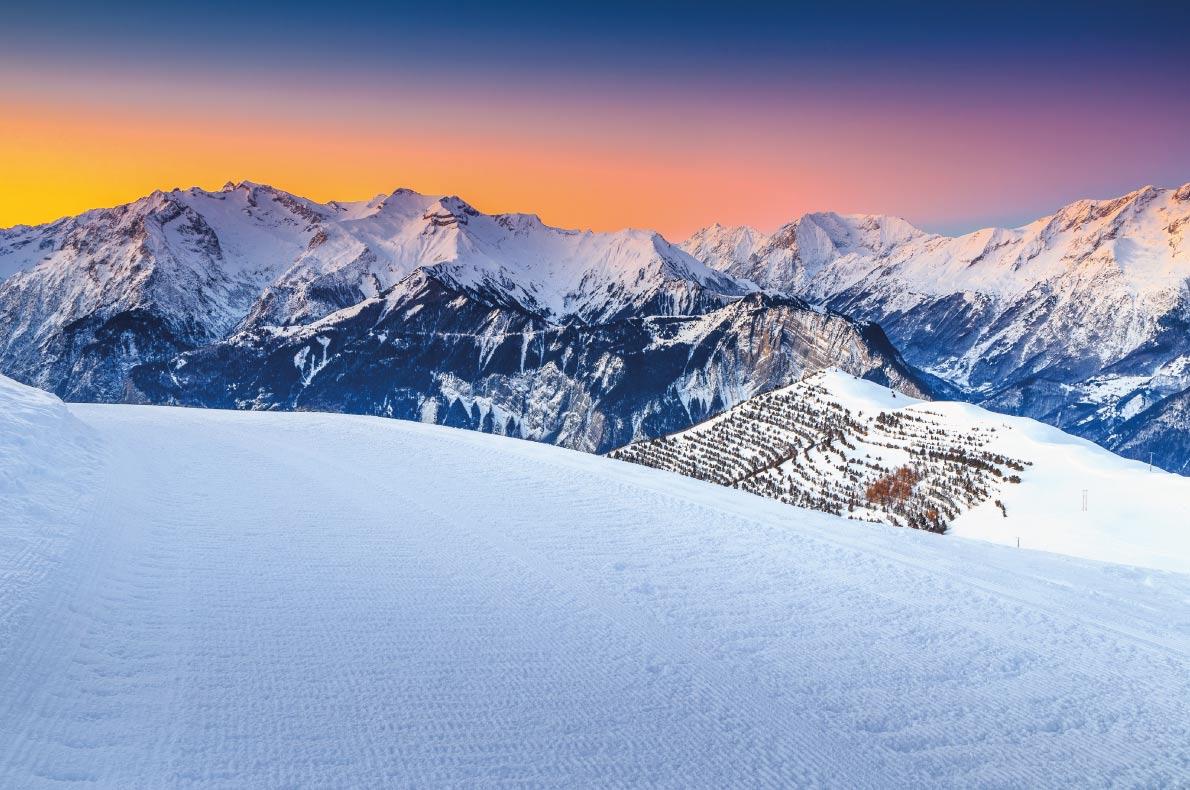 بالصور| أفضل 15 منتجع تزلج لموسم 2020