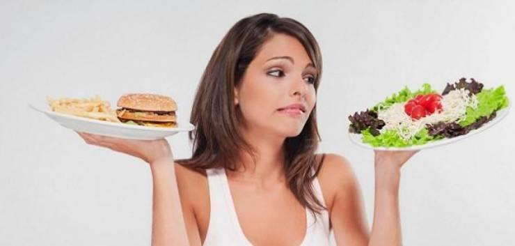 كيف يجب تناول الطعام ولا نسمن؟