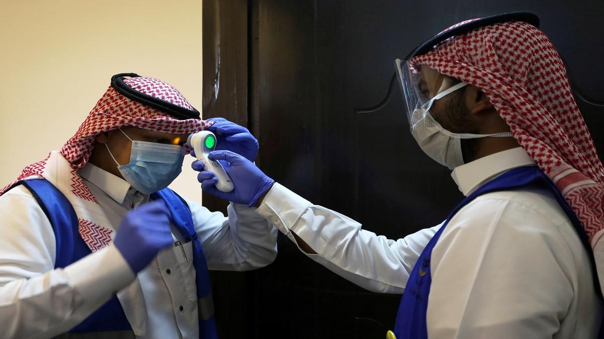 السعودية ..  1581 إصابة جديدة بكورونا وشفاء 2640 حالة