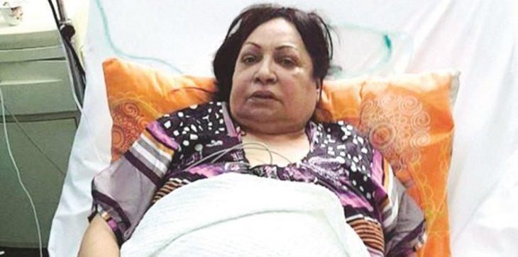 فنانة كويتية تناشد جمهورها لدفع تكاليف علاجها