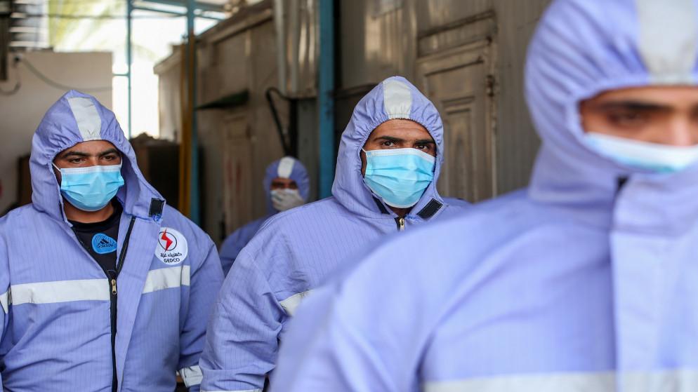 73 إصابة جديدة بفيروس في قطاع غزة