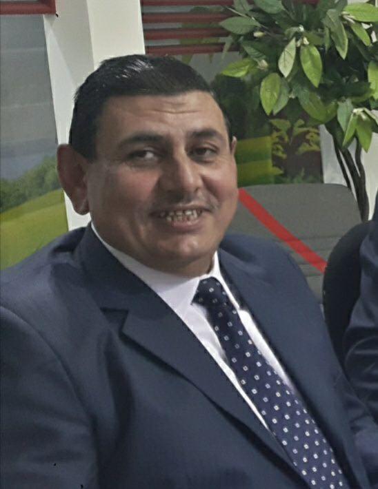 الدكتور عمر جرادات .. مبارك