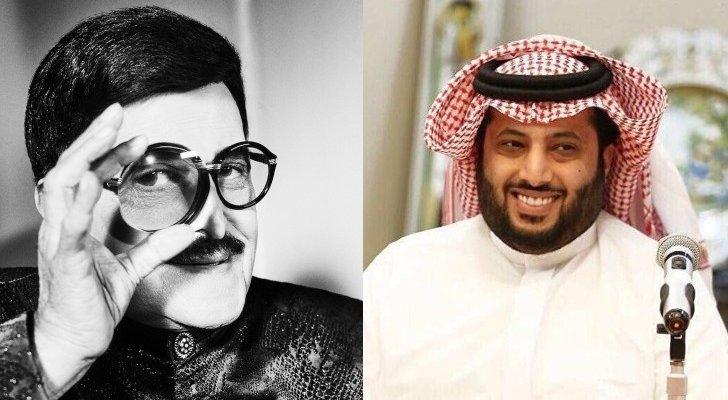 مفاجأة غير متوقعة تخص الراحل سمير غانم يكشفها تركي آل الشيخ